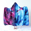 Wolf Eye Hooded Blanket Hooded Blanket BeddingOutlet