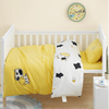 Yellow Cow Embroidery Bedding Set Baby Bedding Set Svetanya Crib Set