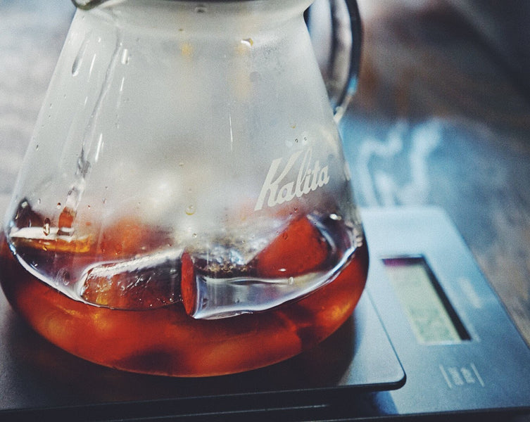 How To Make An Iced Pourover (Flash Brew)