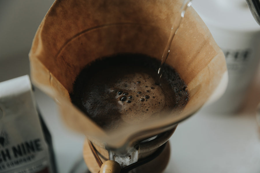 How To Make a Chemex For Two