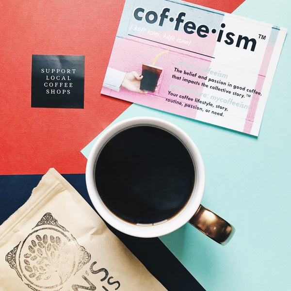 Q&A with Coffeeism Subscription Box