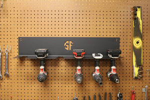Cordless Drill Driver Organizer By Power Deck Tools - Speed Fabrication
