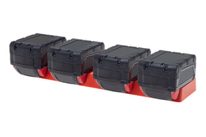 Milwaukee 18V 4-unit Battery Holder