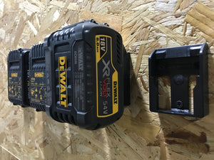 Dewalt Battery Mount XR 18v & 54v 6 pack