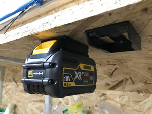 Dewalt Battery Mount XR 18v & 54v 6 pack - Speed Fabrication