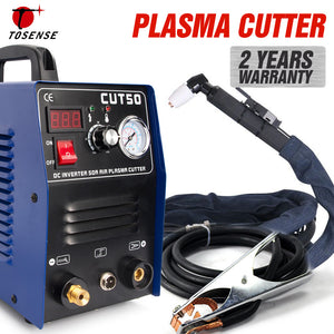 Plasma Cutting Machine CUT50 220V voltage 50A With PT31 Free Welding Accessories - Speed Fabrication