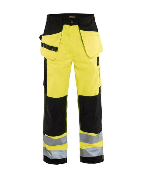 163318603399 HI-VIS WORK PANTS