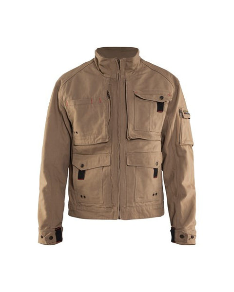 406213202800 BRAWNY CANVAS JACKET