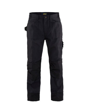 1681 HEAVY WORKER PANTS-NO UTILITY POCKETS