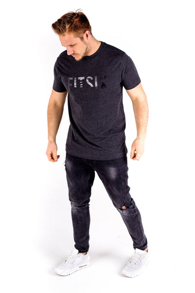 Stealth T-Shirt - Charcoal