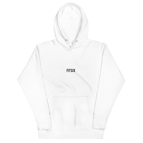 Mission Hoodie - White