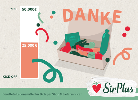 Wauhhh 25.000 € in just 48 hours! You are great!