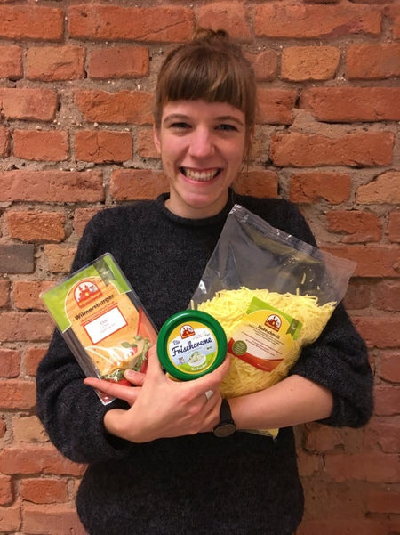 SirPlus | Neuer Partner Wilmersburger - Die vegane Käse Alternative