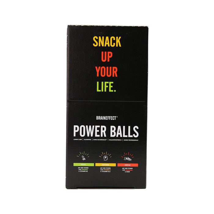 Braineffect 8 x Braineffect Power balls happiness [Multipack]