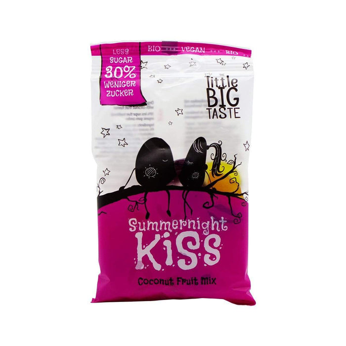 The Little Big Taste Fruchtgummi Summernight Kiss 75g