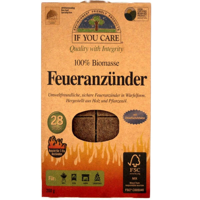 If You Care IF YOU CARE Feueranzünder B-Ware