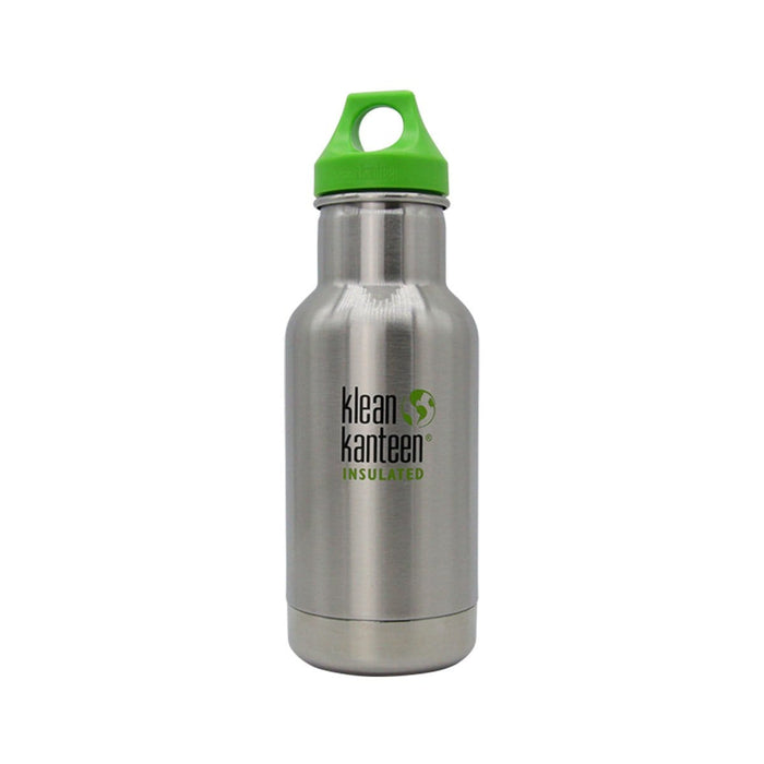 klean kanteen insulated classic silver 355ml
