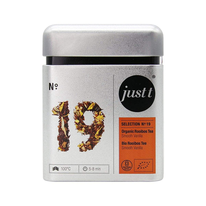 Just t Just T- Bio Rooibos Tee Smooth Vanilla 120g