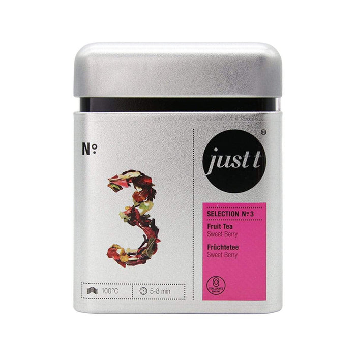 Just T Just T - Früchtetee Sweet Berry 130g