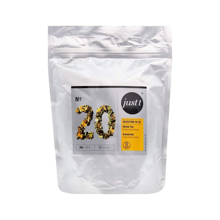Just t Just t- Kräutertee Chamomile Honey 35g
