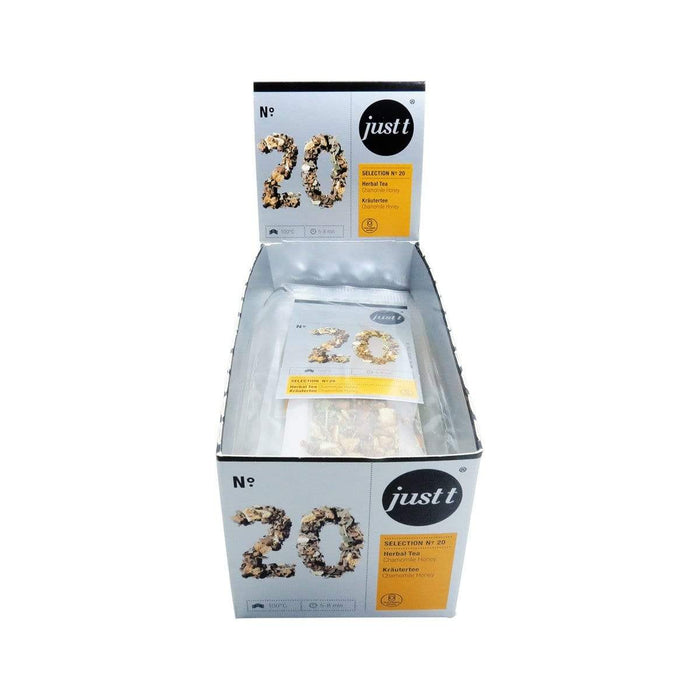 Just t Kräutertee Chamomile Honey 35g