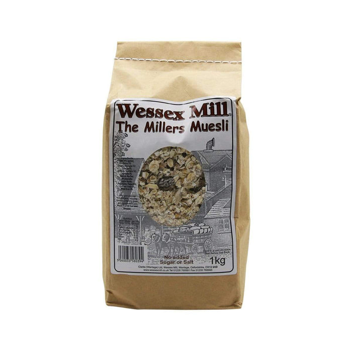 "Wessex Mill Müsli - Wessex Mill ""The Millers Muesli"", 1kg"