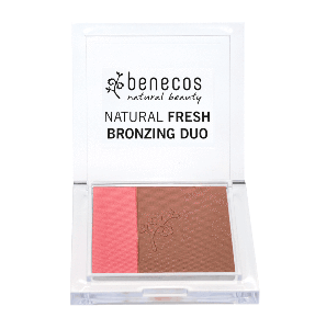 Benecos Natural Fresh Bronzing Duo - California Nights 8g