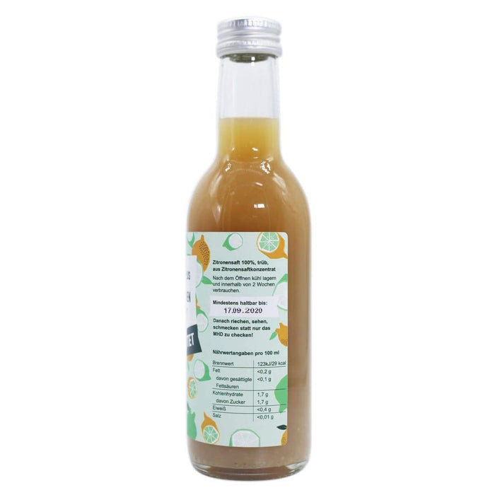 SIRPLUS Zitronensaft 250ml