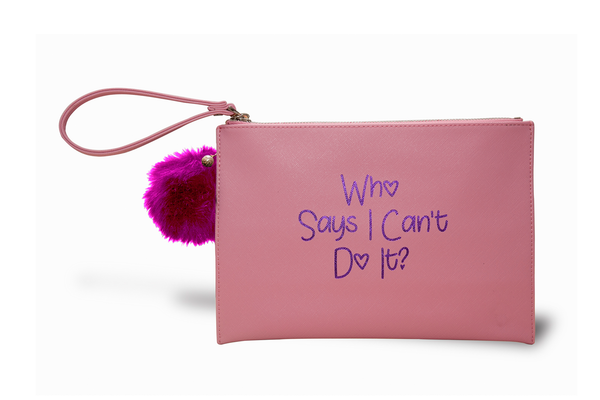 CAN'T Wristlet Pouch