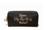 QUIEN Cosmetic Bag/Clutch