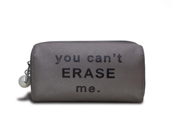 ERASE Cosmetic Bag/Clutch