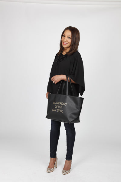 GLAM East/West Tote