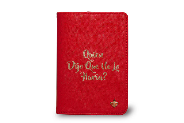 QUIEN Passport Cover