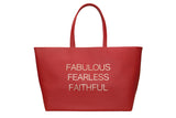 FABULOUS East/West Tote