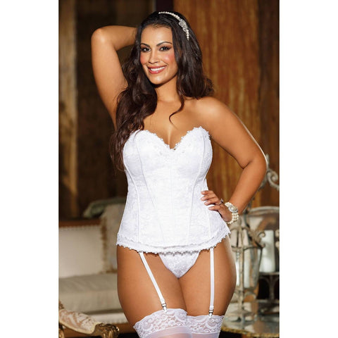 Shirley of Hollywood Lace Corset