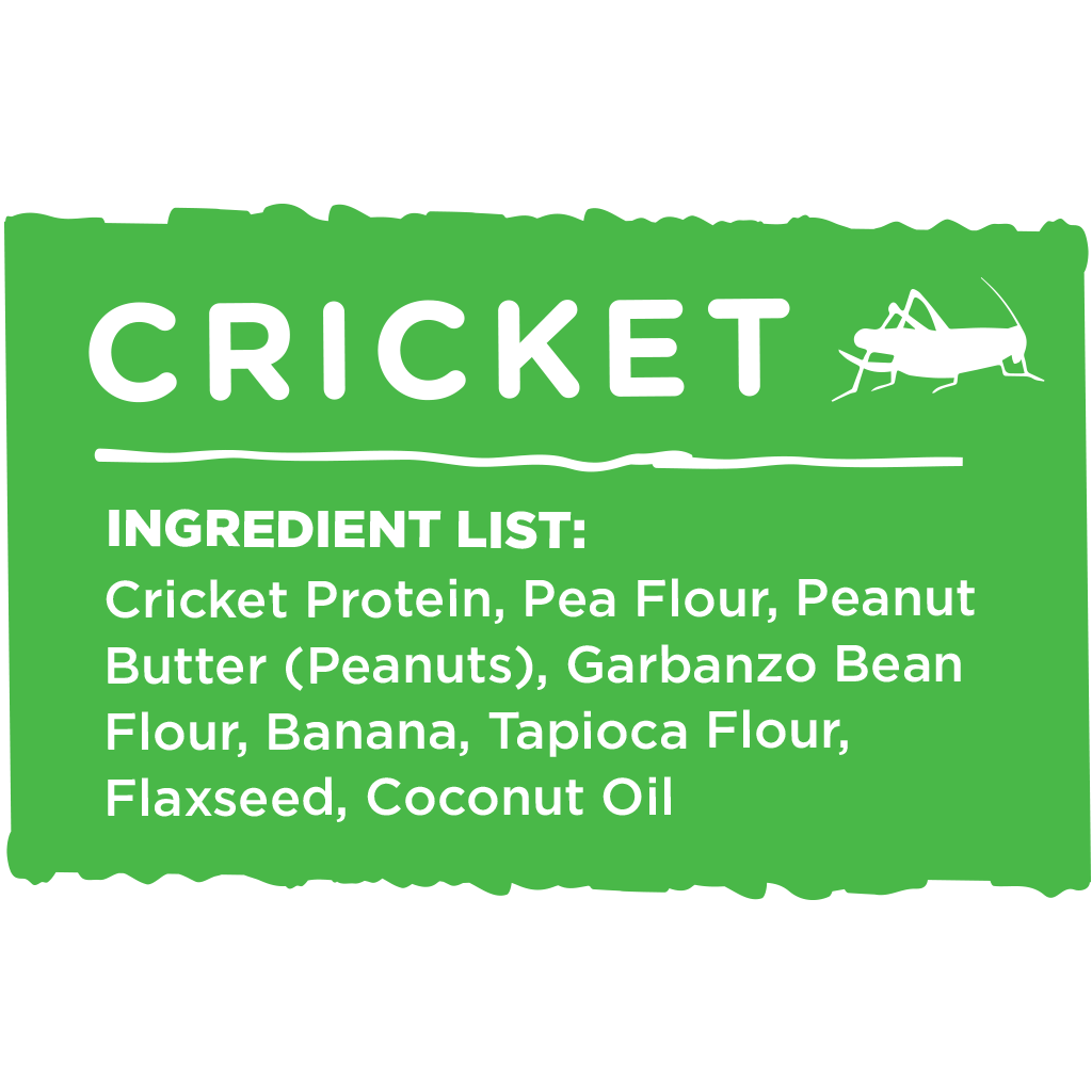 Cricket Dog Treats