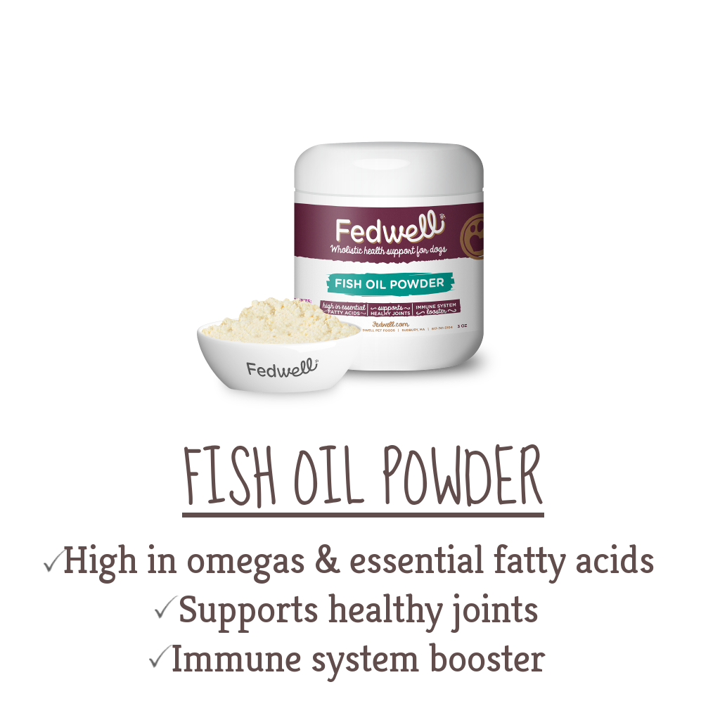 Fish Oil Powder (3 oz)