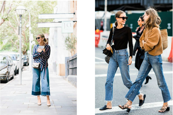 Guide to Jeans in 2017: The Best for Your Body Type