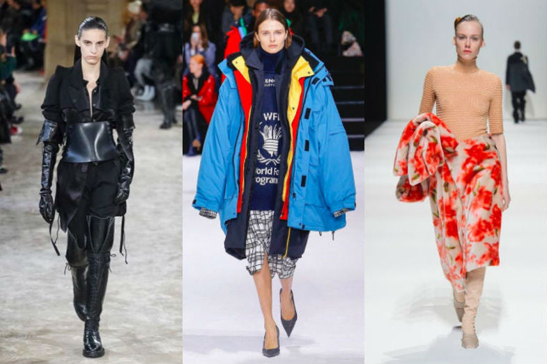 The 10 Biggest Fashion Trends for Fall/Winter 2018