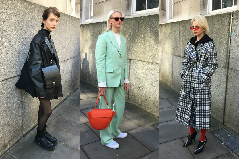 The Best Street Style Looks From London Fashion Week Fall 2018