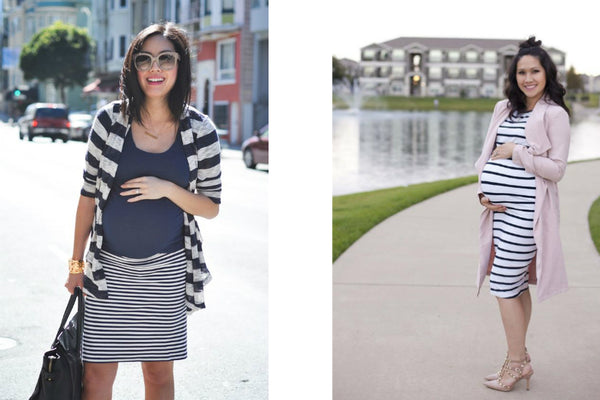 What to Wear During Pregnancy (Without Buying Maternity Clothes)