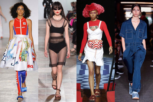 8 Spring/Summer 2018 Fashion Trends and How to Wear Them