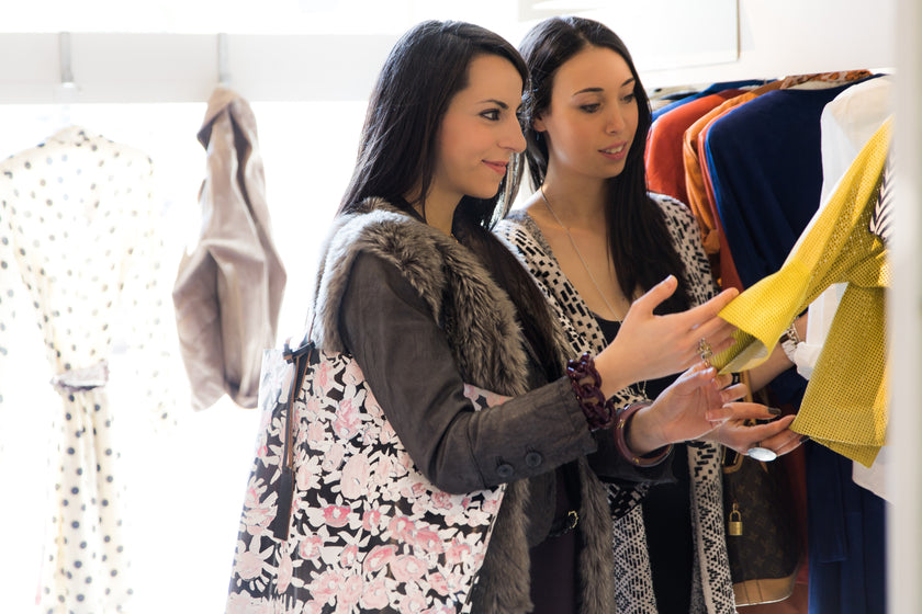 Having a personal shopper available during an event will help you give your customers a great shopping experience