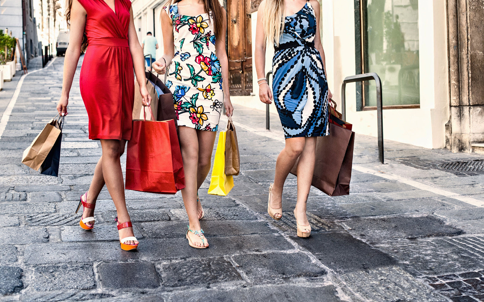 Shopping Experiences with Personal Shopper