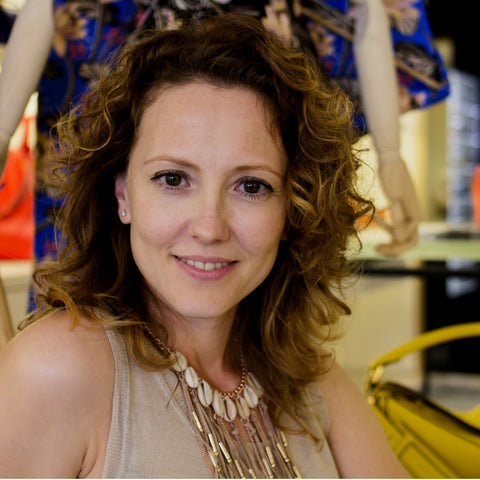 Russian speaking Personal shopper in Rome Yana Kosacheva
