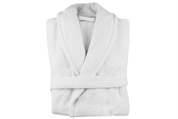 Father's Day Gifts Cotton Terry Bathrobe