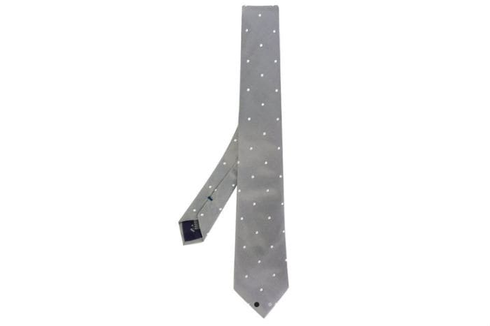 Father's Day Gifts Fefè polka dot tie