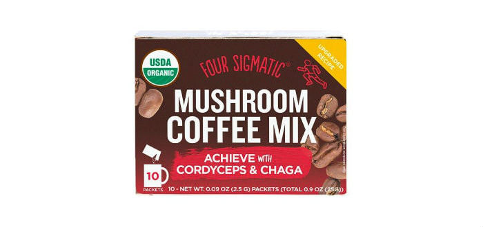 Father's Day Gifts Four Sigmatic Mushroom Coffee