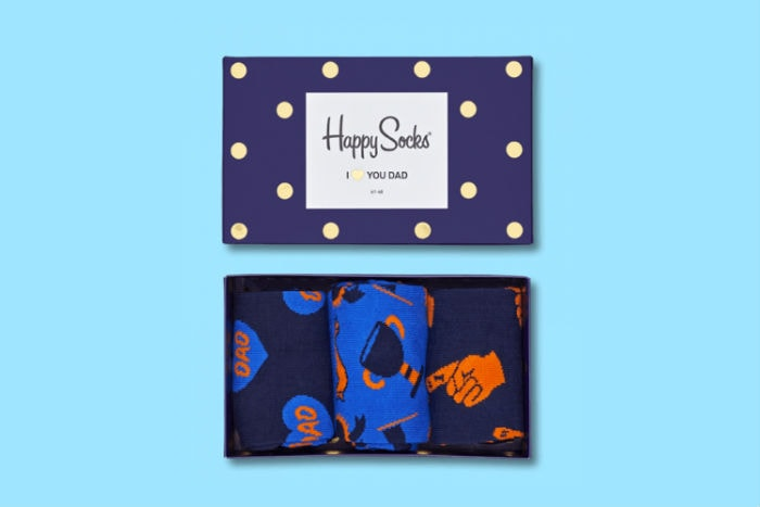 Father's Day Gifts Happy Socks Father's Day Gift Box