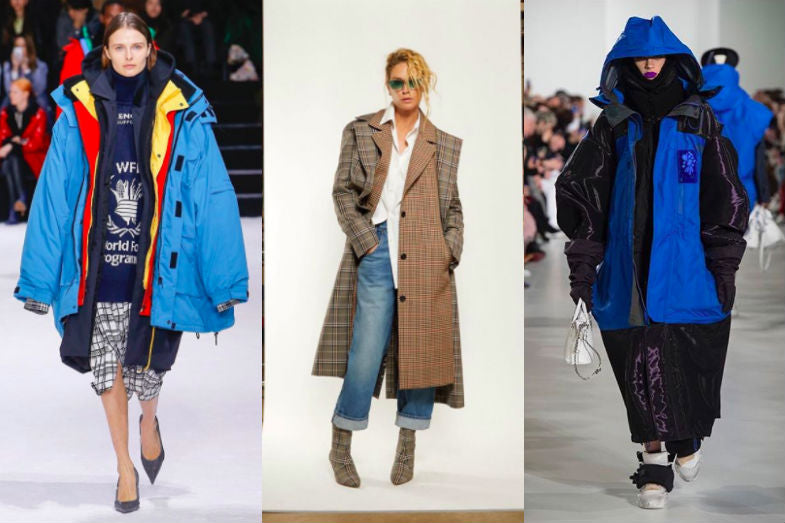 Layers coats trends fall winter 2018